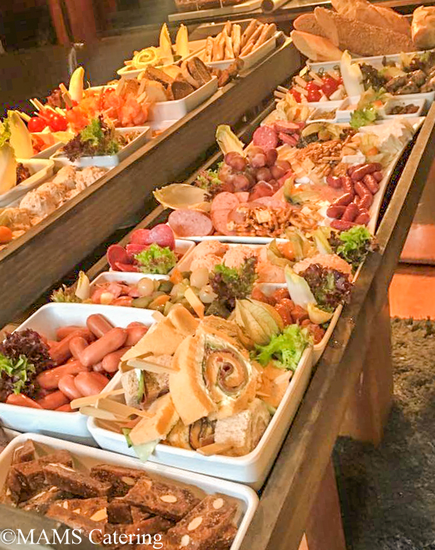 Buffet MAMS Catering Enschede